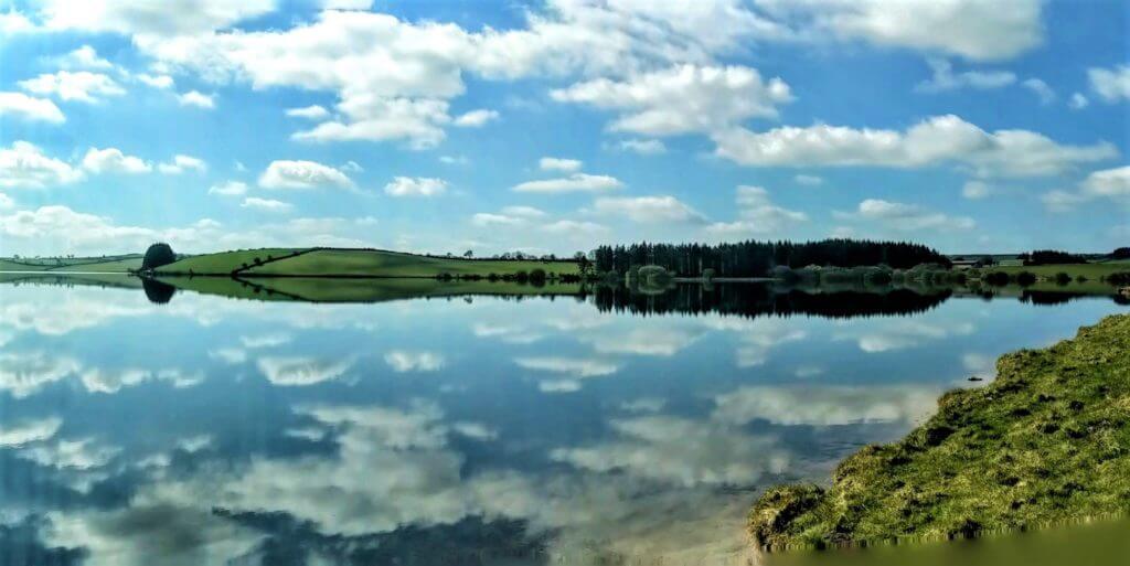 Siblyback Lake on Bodmin Moor